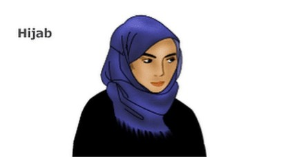 Coverings Worn by Muslim Women